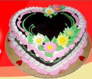Mer-Nel's Chocolate Cake