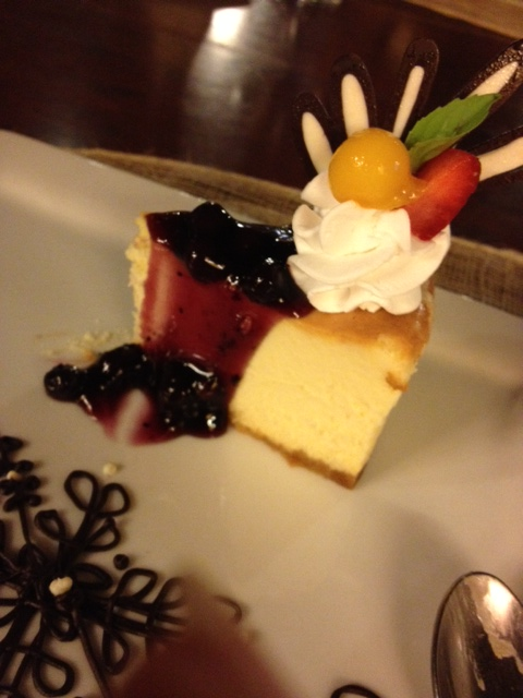 Of course, there is always room for dessert. :)