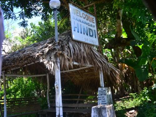 Eh kung Barangay Hindi ito... anong barangay to? Hindi. Eh ano nga?! :D