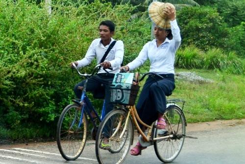 Siem Reap scenes