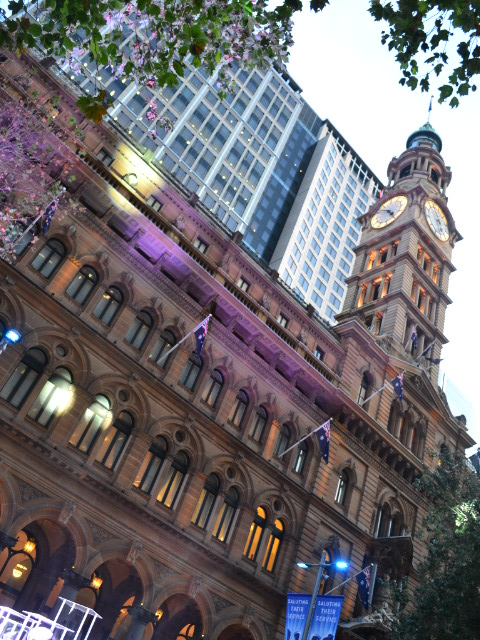 The preserved landmark buildings makes Sydney truly charming and worth coming back to.
