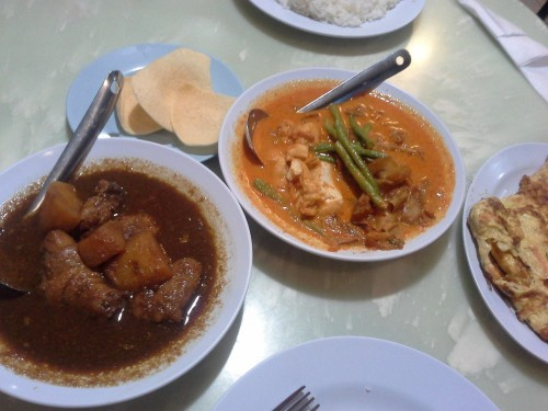 More local dishes to try